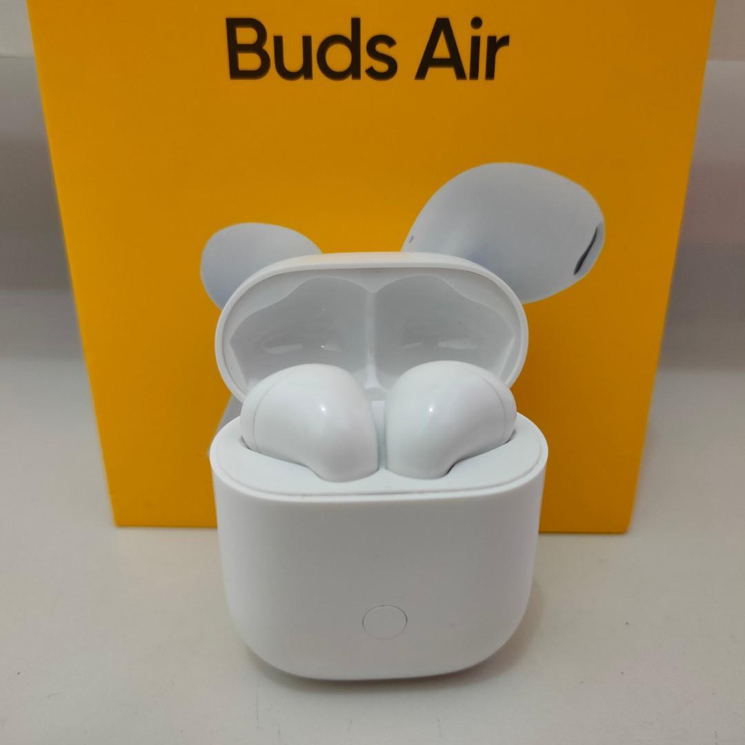 Realme Buds Air TWS White Putih [ORIGINAL]