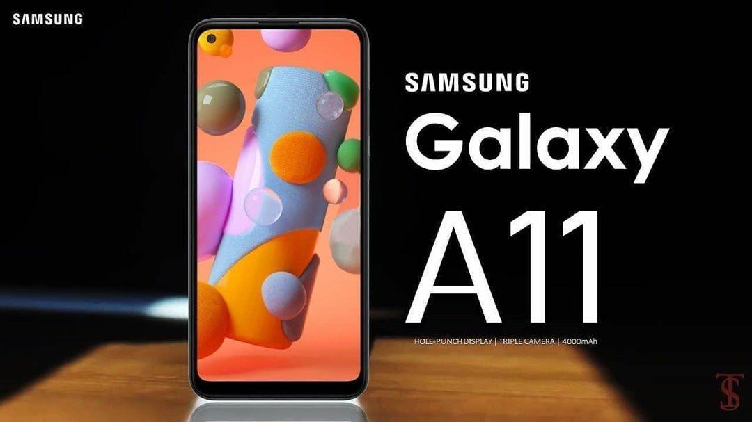 Samsung A11 resmi sein Ram 3/32