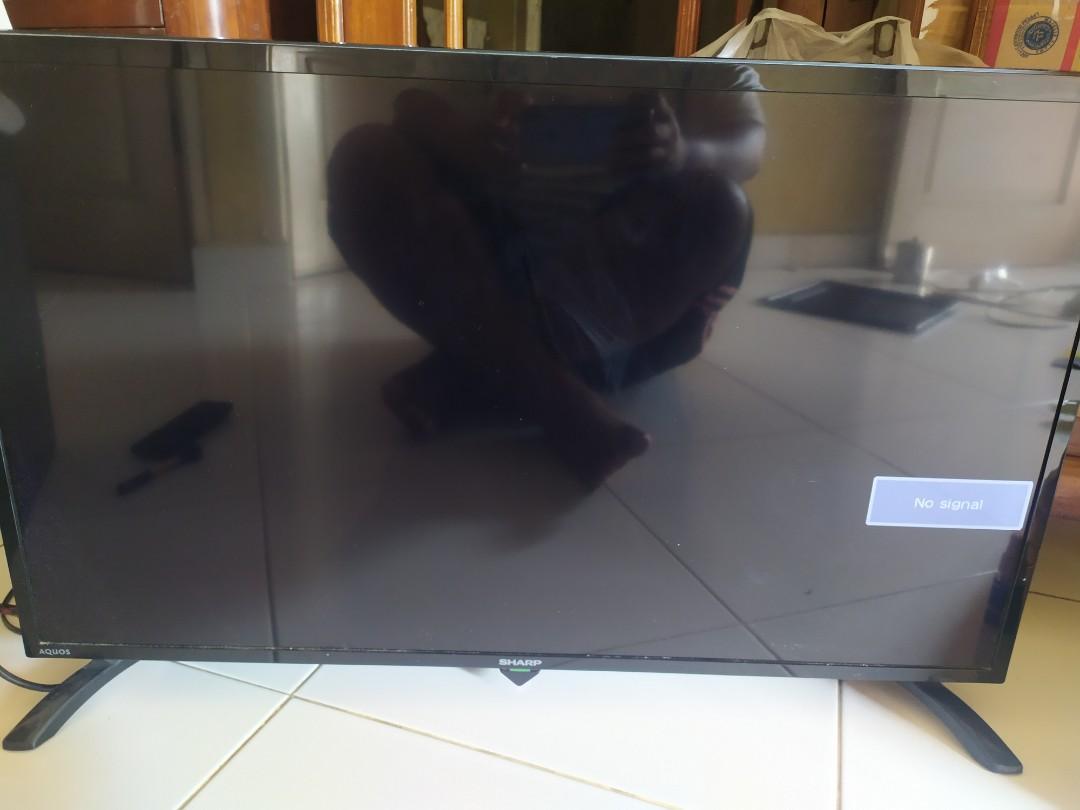 Sharp LED TV 32 inc