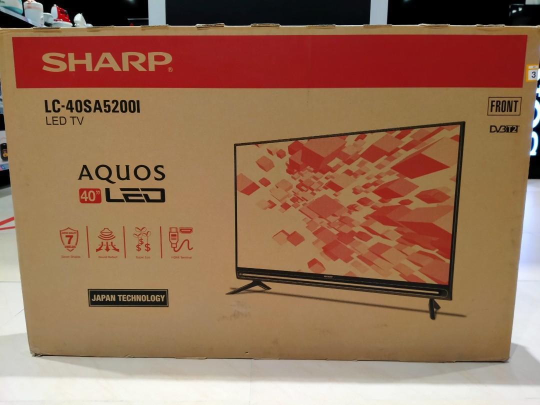 SHARP LED TV 40 INCH LC-40SA5200i