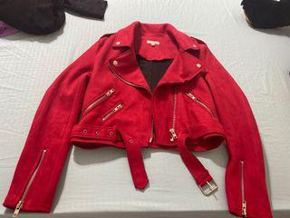 Small suede Jacket