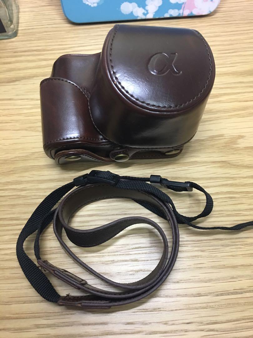 有交易可贈送/或一大拿交換/Sony 5R相機包 副廠