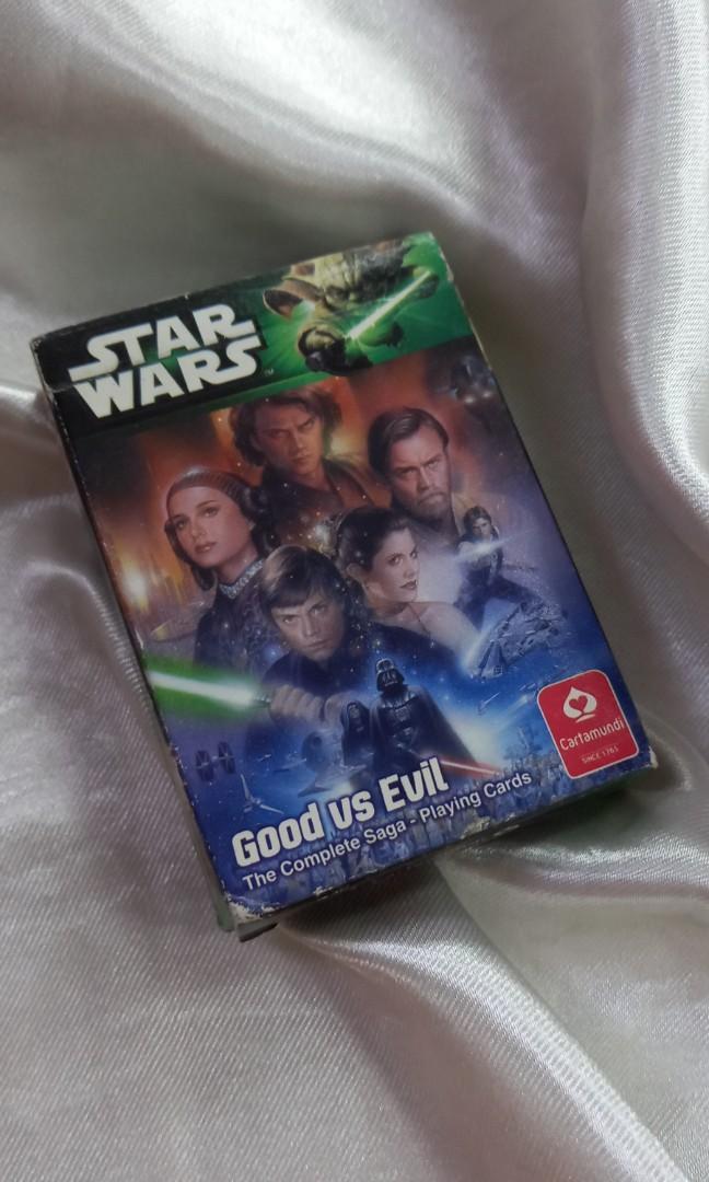 StarWars Cards - Kartu Remi Star Wars
