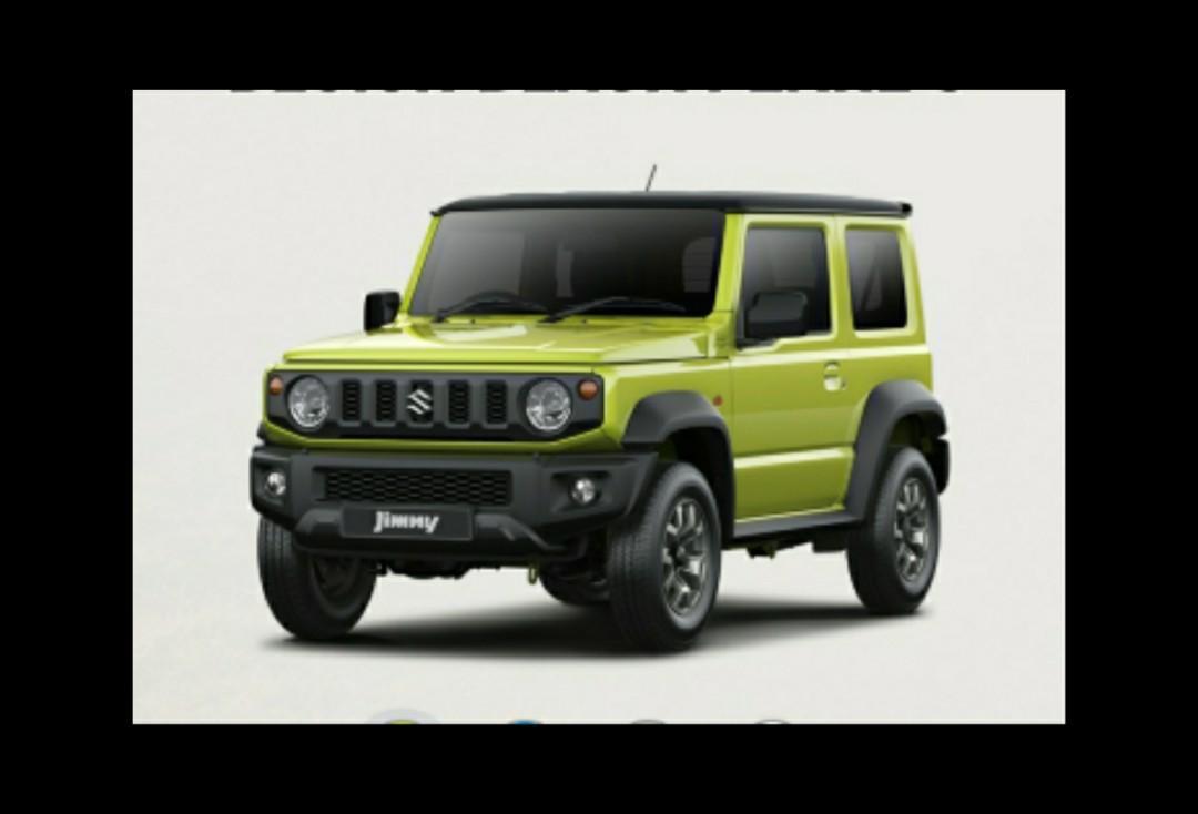 Suzuki New Jimny 2020