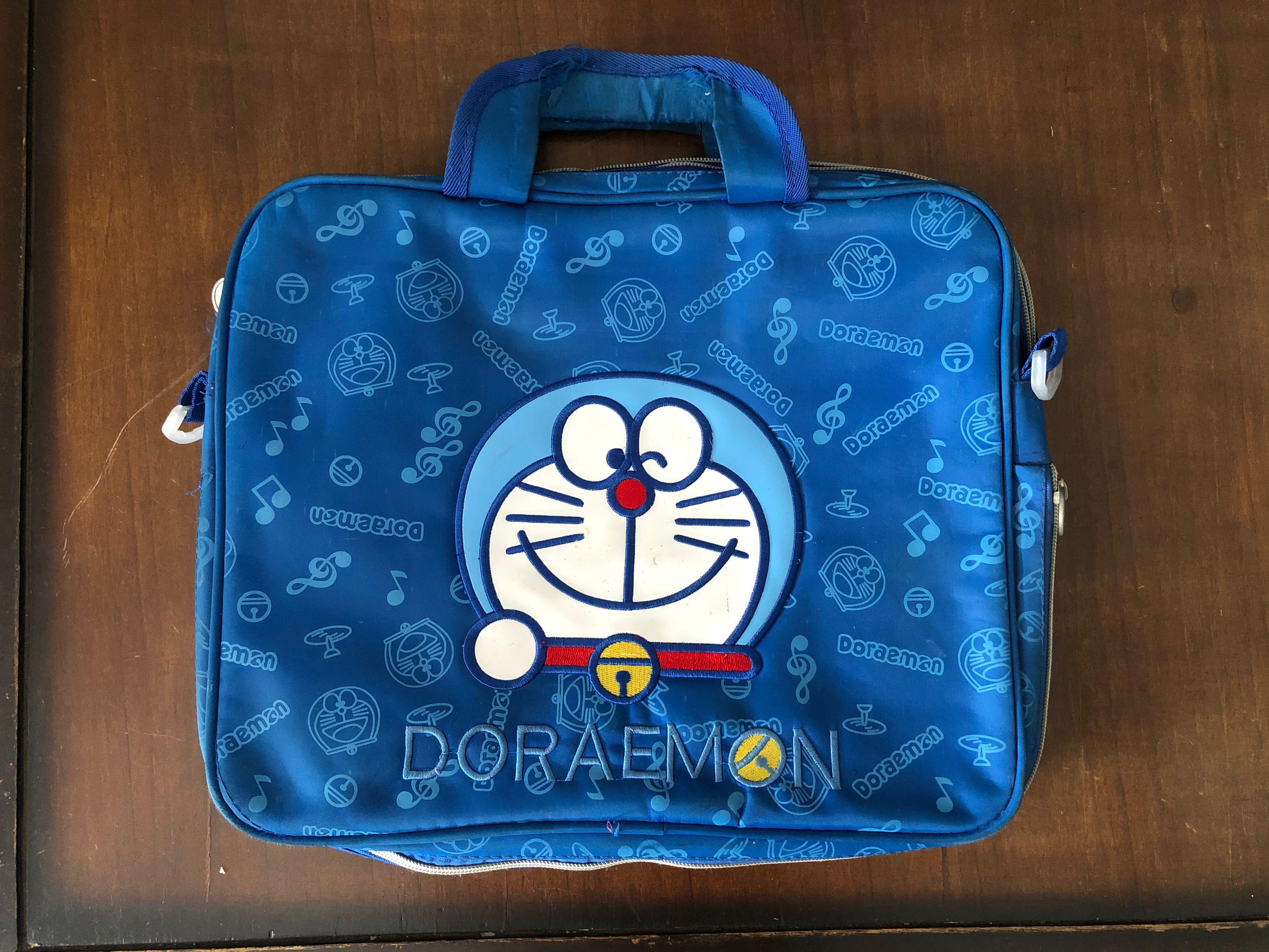 Tas Laptop Doraemon