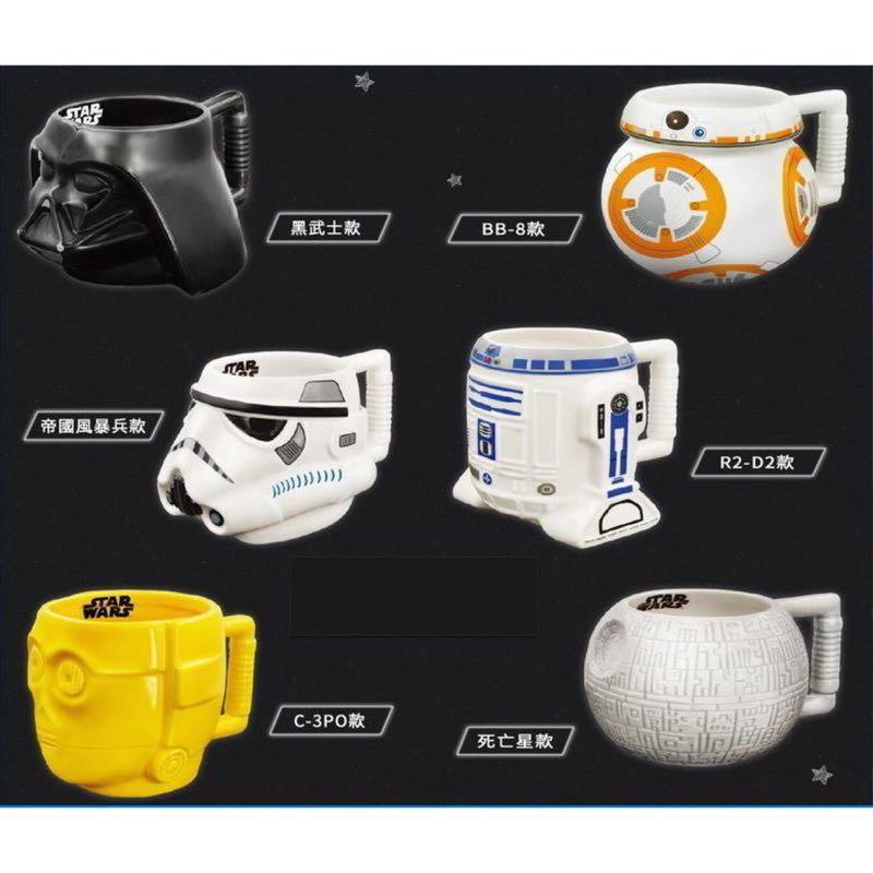 星際大戰 R2-D2款 馬克杯