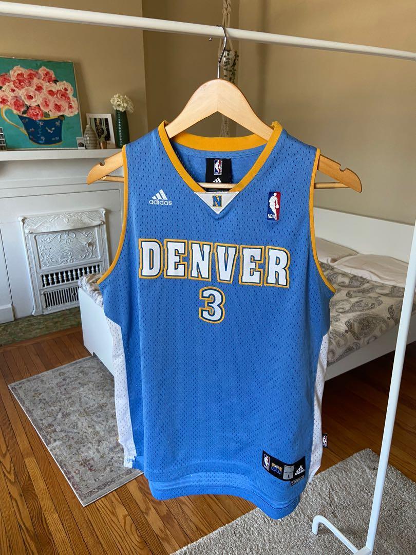 Allen Iverson Denver Nuggets NBA Jersey