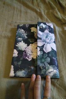 BN Floral Foldover Journal