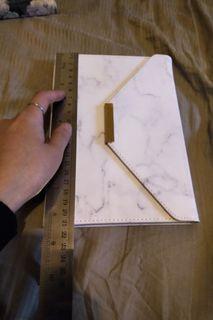 BN Marble Foldover Journal