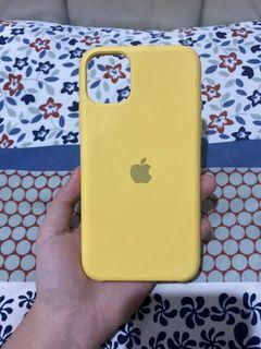 Case Iphone 11 Sillicone