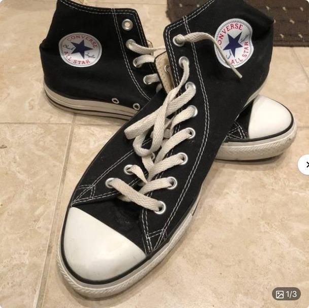 Converse - Unisex Chuck Taylor All Star High Top Shoes