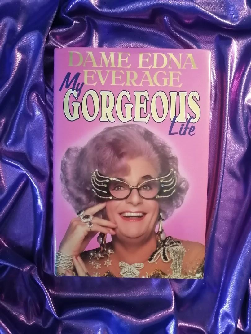 Dame Edna Autobiography