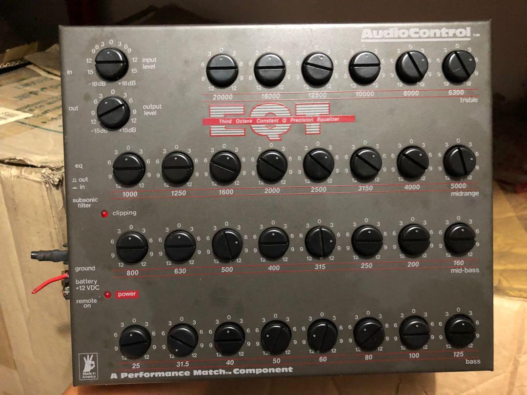 EQT AudioControl eq