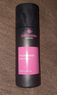 Facial wash airin beauty care acne type 1