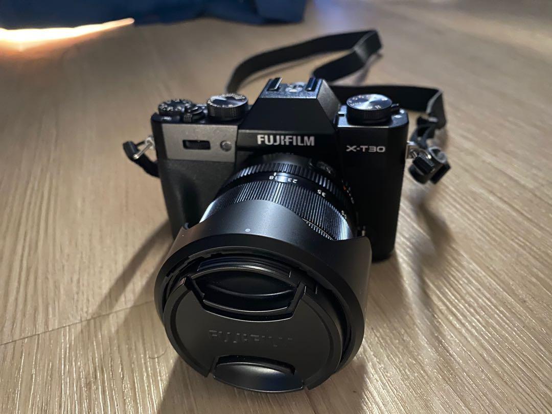 Fujifilm XT30