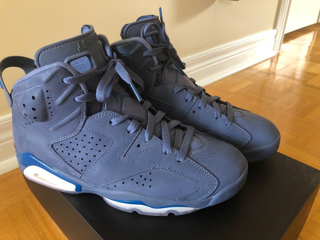 Jordan 6 diffused blue