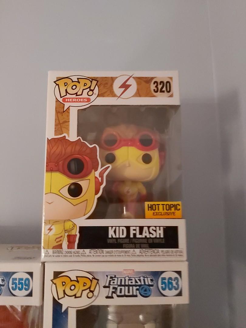 Kid Flash FunkoPop