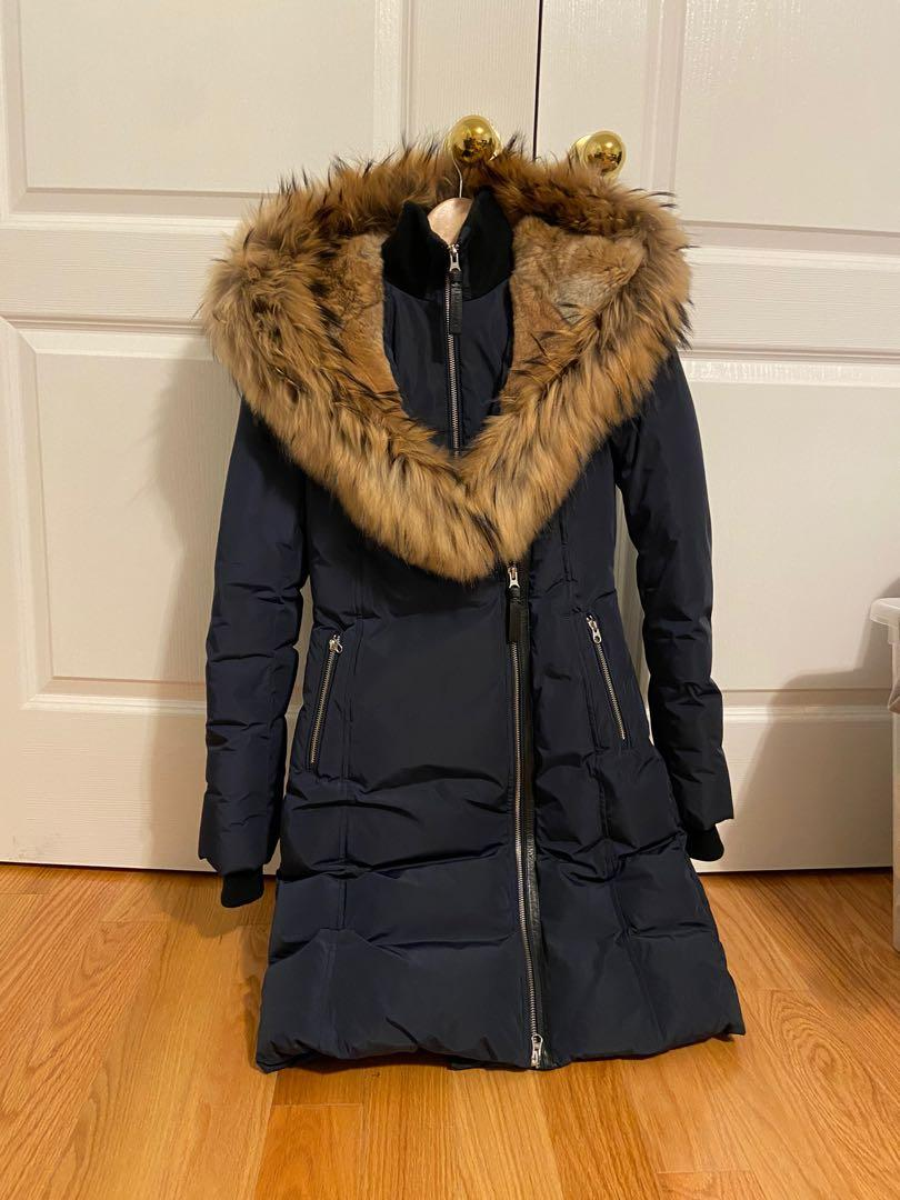 Mackage Trish Down jacket with real fur