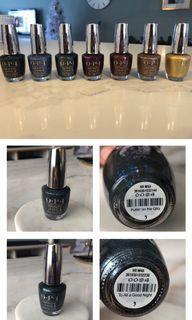 OPI Shine Bright Nail Polish Collection