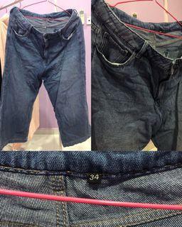 Pallazo jeans