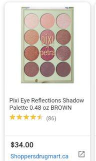 Pixi by petra Eye Reflections Shadow Palette