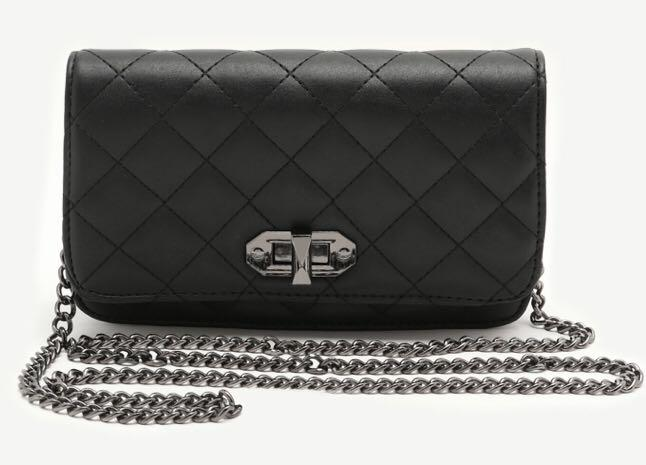 Purse Crossbody quilted