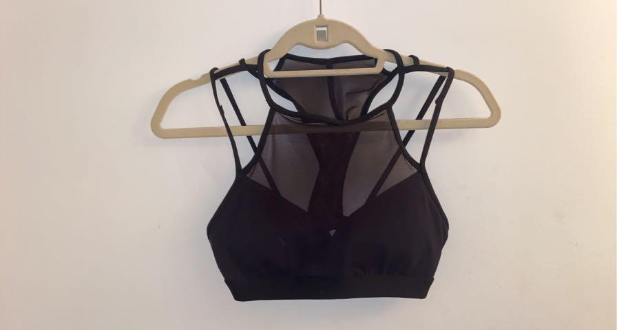 reebok women's sport bra