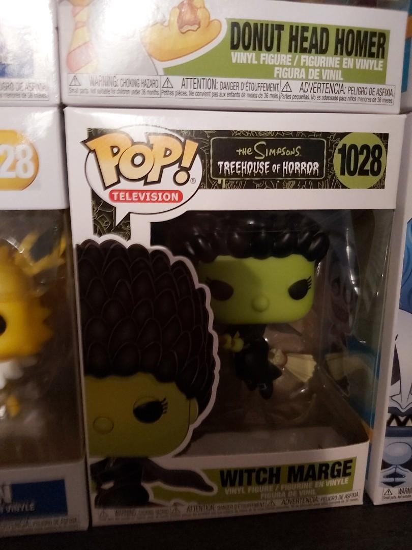 Simpson With Marge FunkoPop