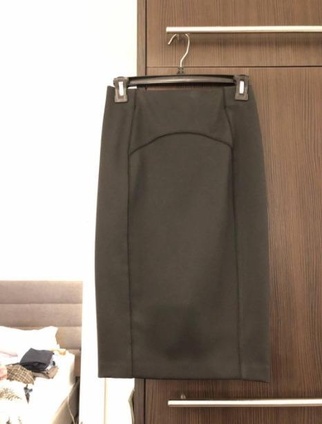 Size Small Black Zara Skirt