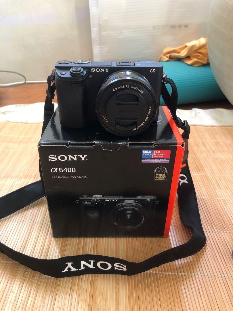 SONY a6400(99.9成新)