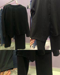 Suit plussize