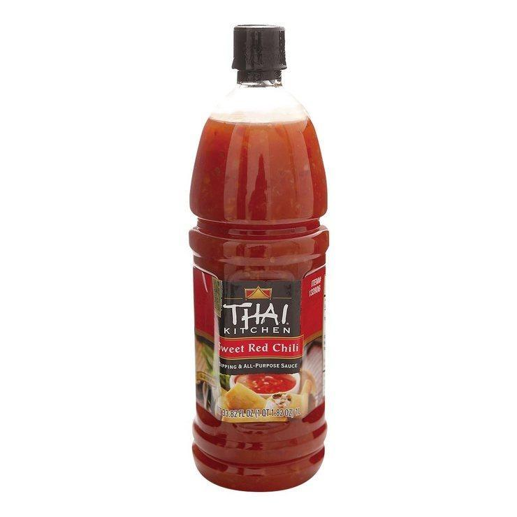 THAI Kitchen 泰式辣椒醬 1公升 好市多代購 Costco
