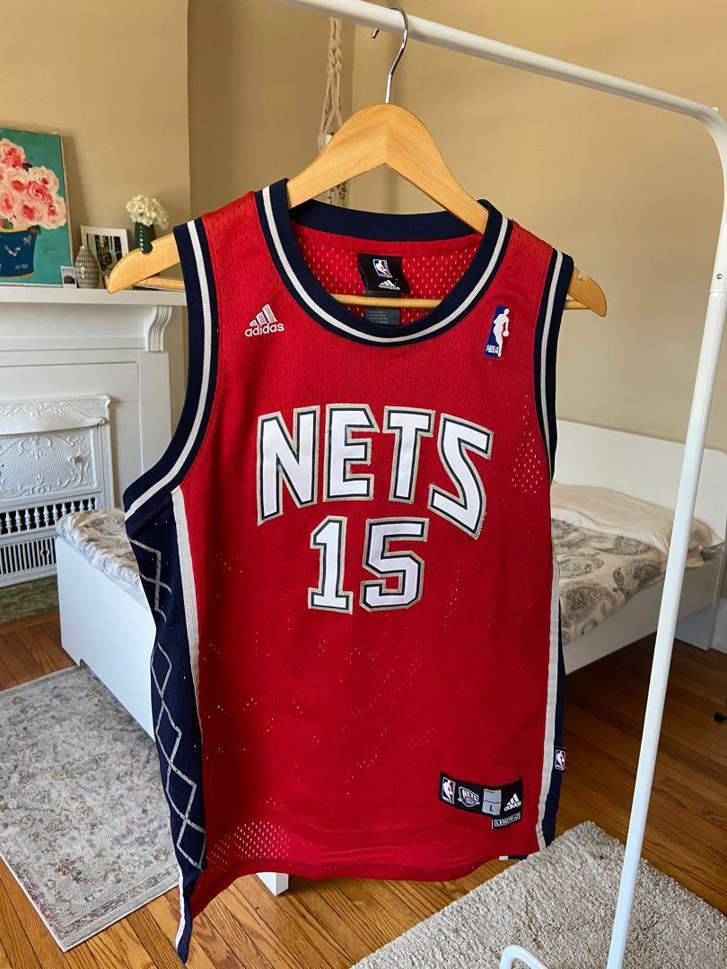 Vince Carter New Jersey Nets NBA Jersey