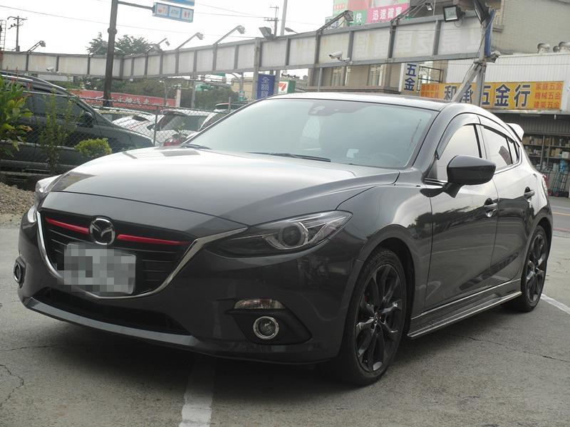 2015年 Mazda 3  2.0  預售46萬