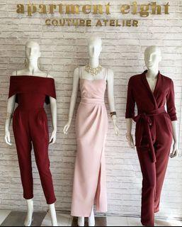 Apartment 8 Pink Gown