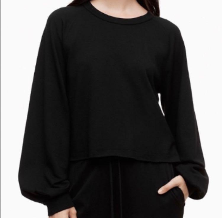 Aritzia Wellesley sweater
