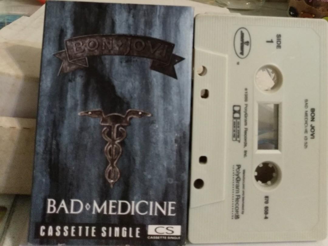 Bad medicine美國版單曲/Bon Jovi