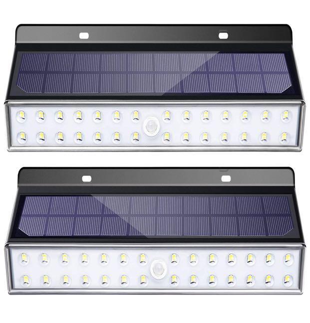 Brand new Outdoor Solar Wall Lights