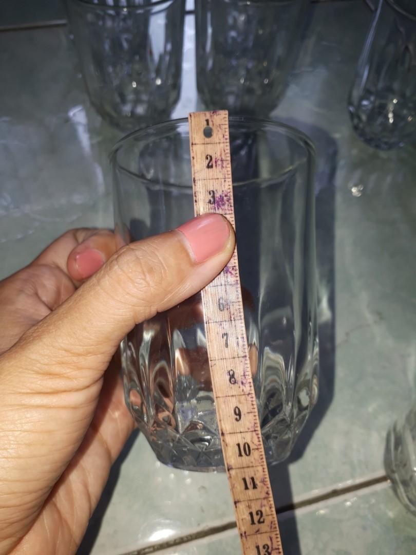 #1212special Gelas Kaca Vintage 200 ml