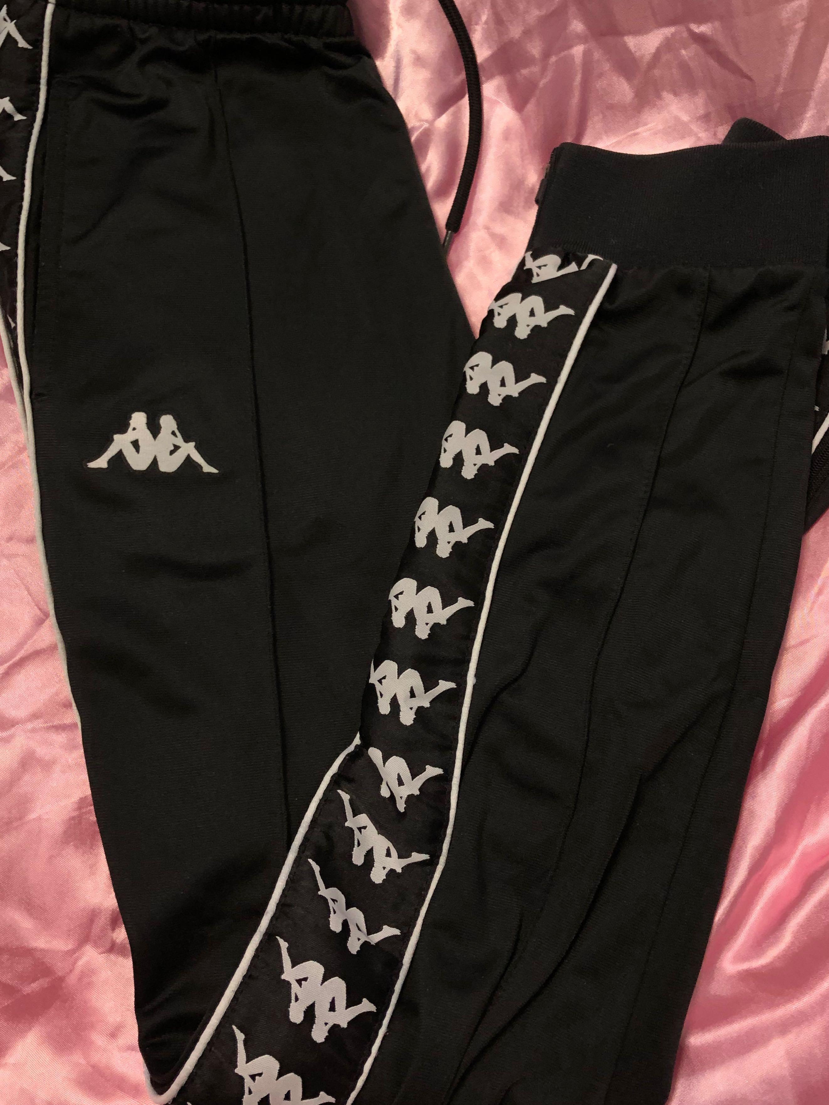 Kappa track pants XS