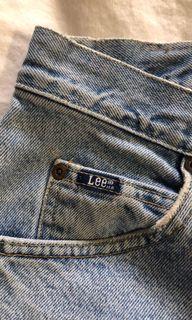 Lee Vintage Mom Jeans Denim