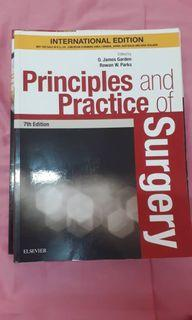 Principle and Practice Surgery
