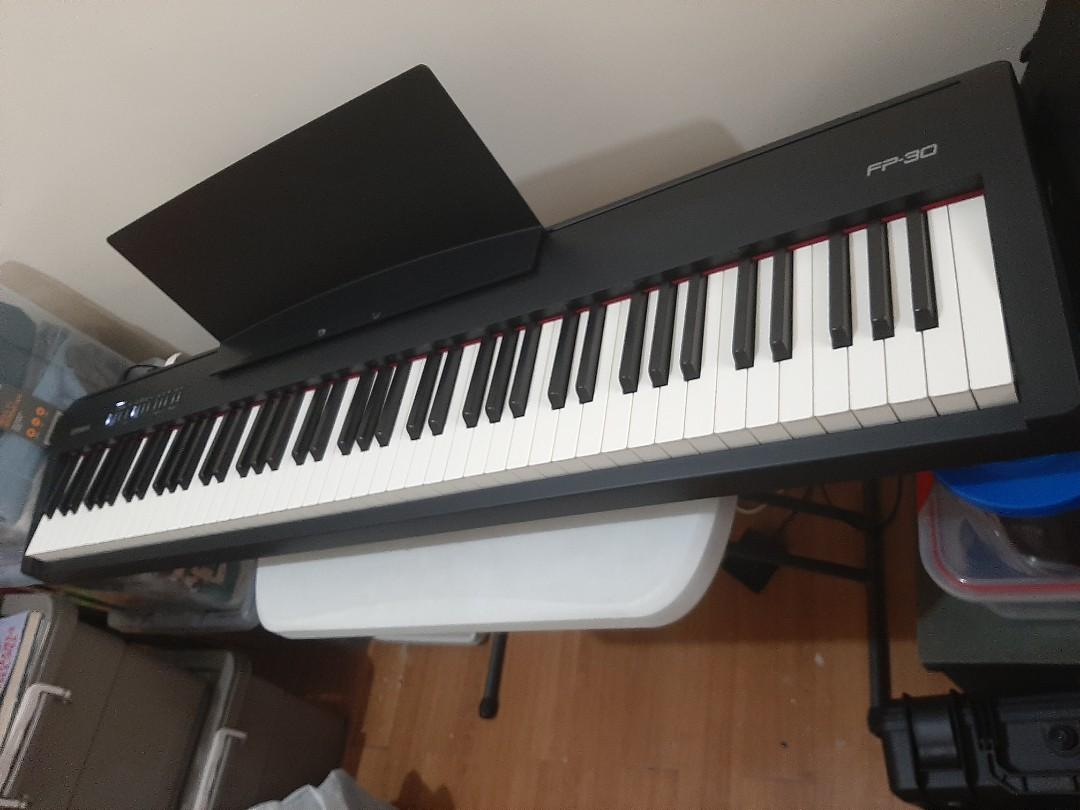 Roland Fp 30 Digital Piano Music Media Music Instruments On Carousell