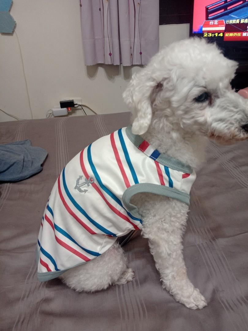 (全新)高質感日本製寵物涼感衣