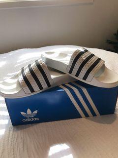 Adidas slides BRAND NEW