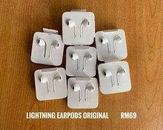 Apple EarPods Lightning Original