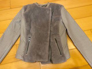 Armani exchange 灰色夾克