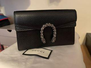 Gucci Dionysus super mini chain bag