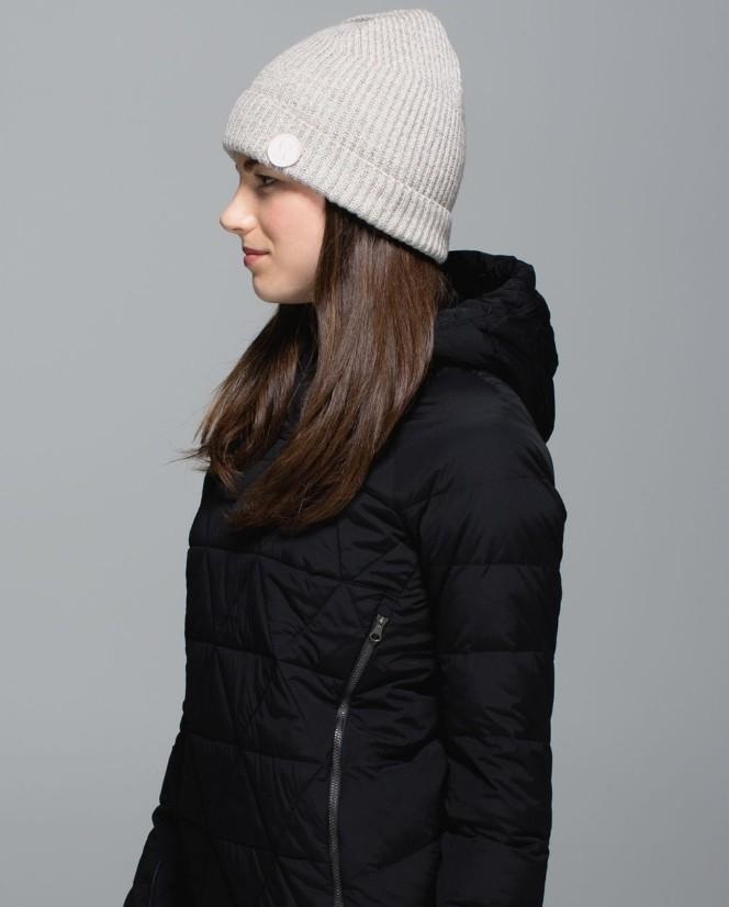 Lululemon Twisted Bliss Toque