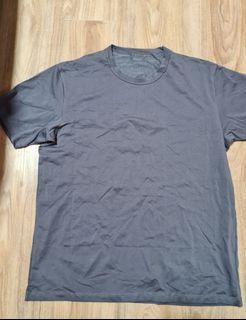 UNIQLO Grey AIRism T Shirt